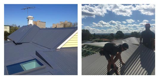 Perth Roofing Professional