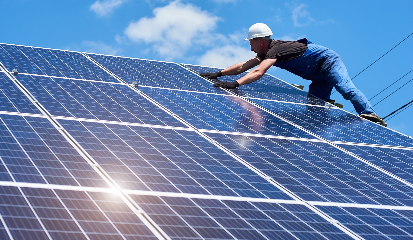 Get your roof ready for solar panels