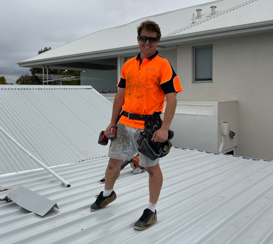 Jeff from perth roofing and gutters