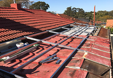 Roof Tiling Perth